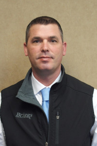 Shane Sommars - General Manager Briggs Auto