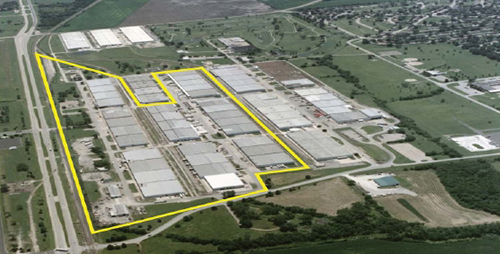 Forbes Industrial Park, Bldg 5